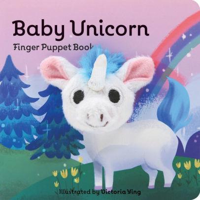 Baby Unicorn: Finger Puppet Book book