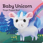 Baby Unicorn: Finger Puppet Book book