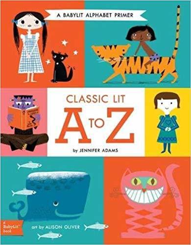 BabyLit ABCs: an Alphabet Primer book