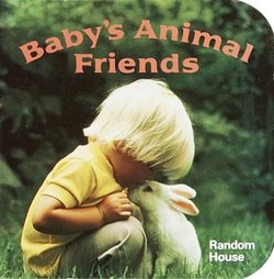 Baby's Animal Friends book