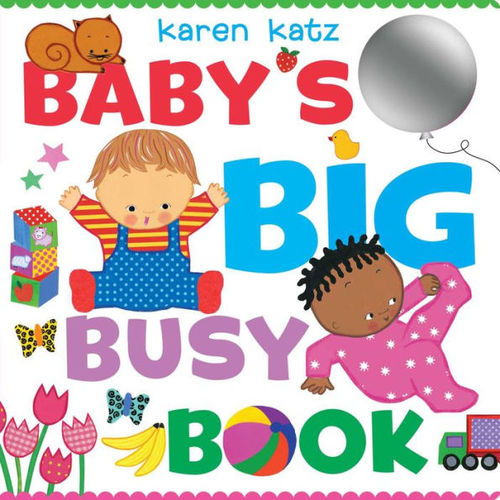 Baby's Big Busy Book book