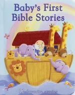 Baby's First Bible Stories: 12 Favorite Stories book