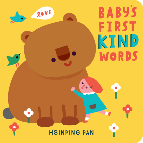 Baby's First Kind Words book