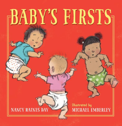 Baby's Firsts book