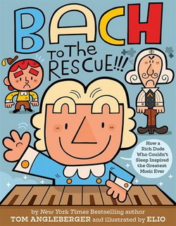 Bach to the Rescue!!! book