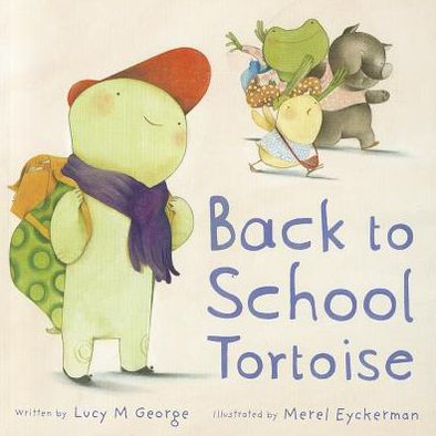 Back to School Tortoise book
