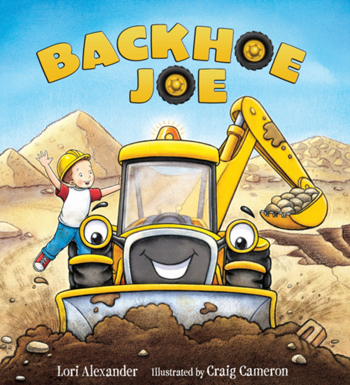 Backhoe Joe book