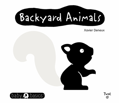 Backyard Animals book