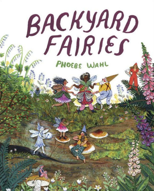 Backyard Fairies book