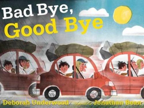 Bad Bye, Good Bye book