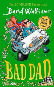 Bad Dad book
