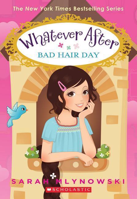 Bad Hair Day book