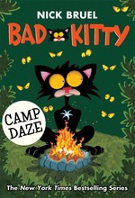 Bad Kitty Camp Daze book