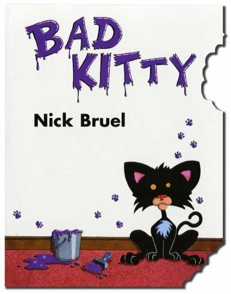 Bad Kitty Cat book