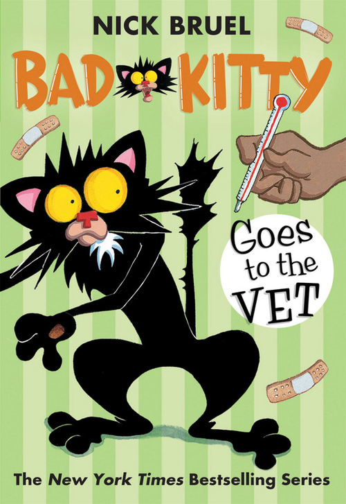 Bad Kitty Goes to the Vet book