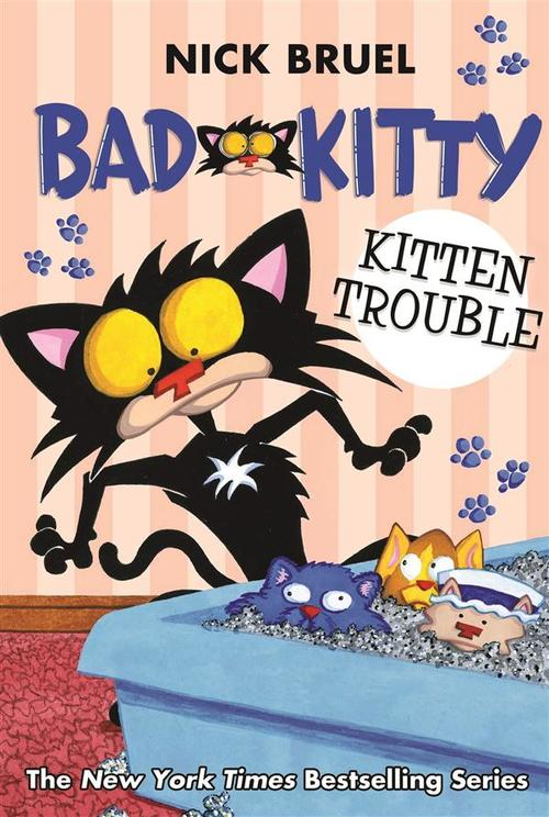Bad Kitty: Kitten Trouble book