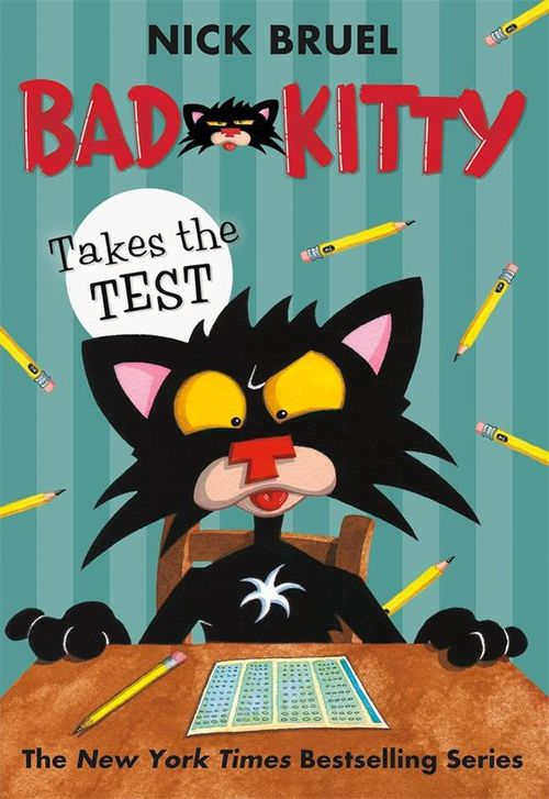 Bad Kitty Takes the Test book