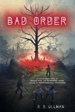 Bad Order book