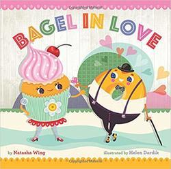 Bagel in Love book