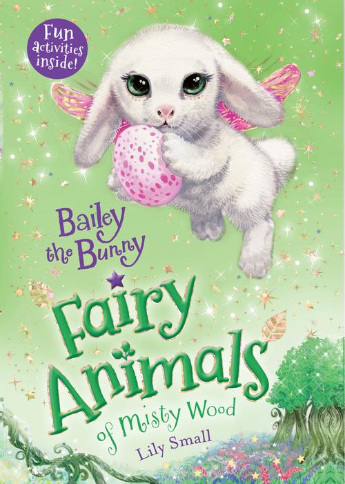 Bailey the Bunny book