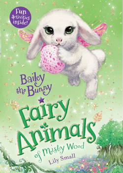 Bailey the Bunny book