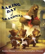 Baking Day at Grandma's book