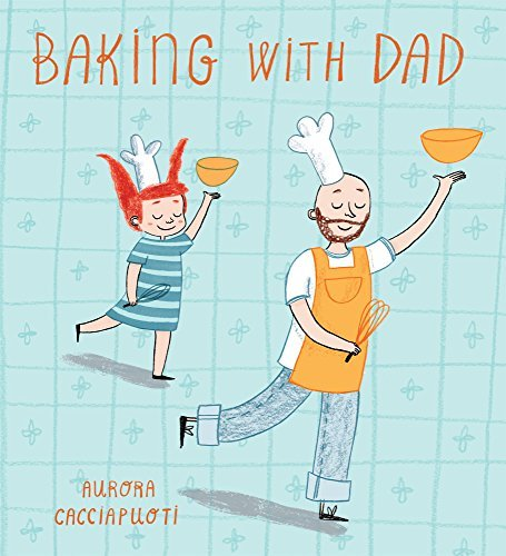 Baking with Dad Book