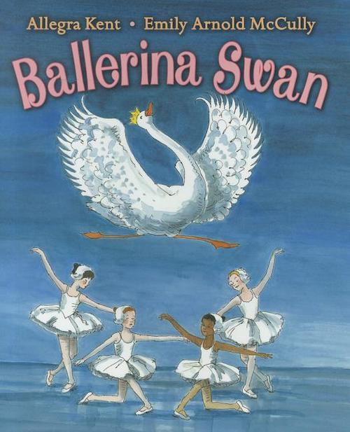 Ballerina Swan book