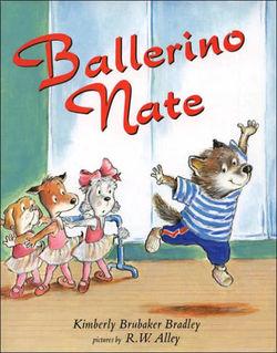 Ballerino Nate book