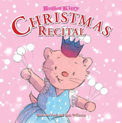 Ballet Kitty: Christmas Recital book