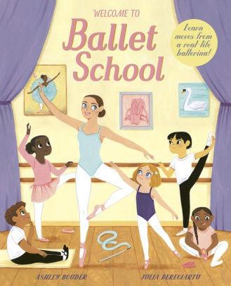 Ballet School book
