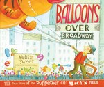 Balloons Over Broadway book