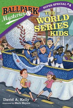 The World Series Kids book