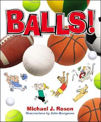 Balls! book