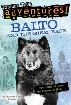Balto and the Great Race book