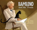 Bambino and Mr. Twain book