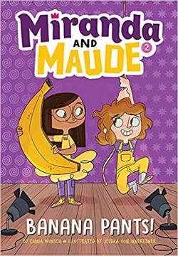 Banana Pants! Book