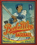 Barbed Wire Baseball book