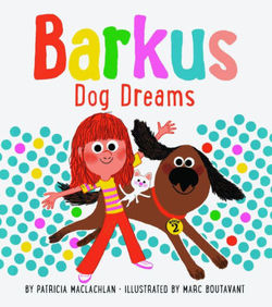 Barkus Dog Dreams book