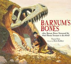 Barnum's Bones Book