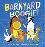 Barnyard Boogie! book