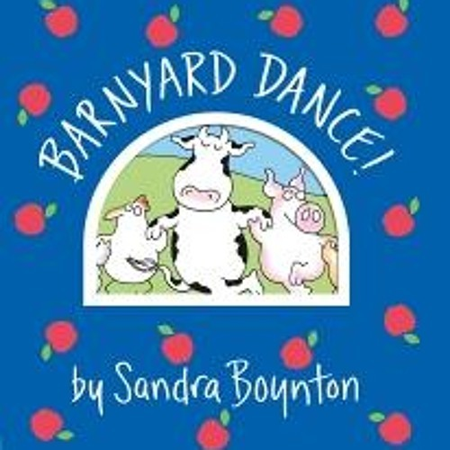 Barnyard Dance! book