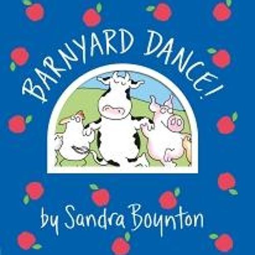 Barnyard Dance! book