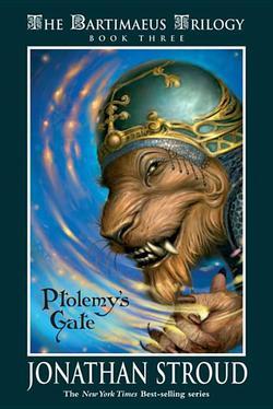 Bartimaeus Trilogy, Book Three Ptolemy's Gate book