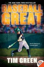 Baseball Great book