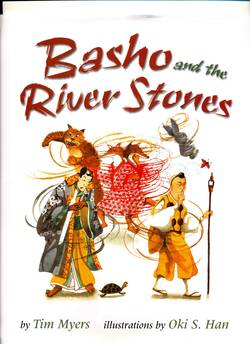 Basho and the River Stones book