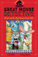 Basil and the Big Cheese Cook-Off book