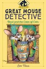 Basil and the Cave of Cats book