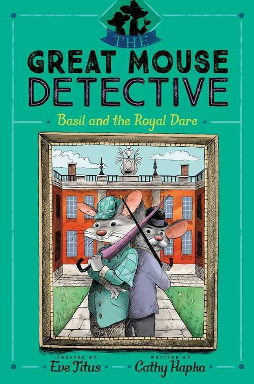 Basil and the Royal Dare book