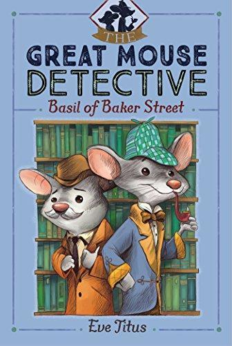 Basil of Baker Street book